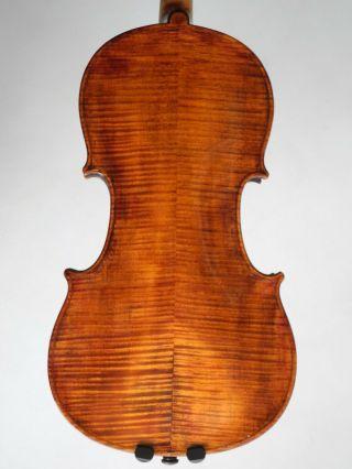 Old Violin 4/4 Labelled Antonius Comuni 1823 photo
